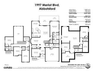 "Photo 40: 1997 MERLOT Boulevard in Abbotsford: Aberdeen House for sale in ""PEPINBROOK ESTATES"" : MLS®# R2577654"