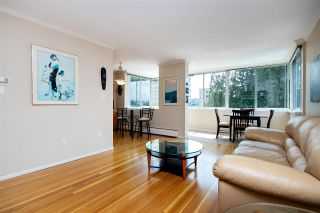Photo 1: 403 1425 ESQUIMALT AVENUE in West Vancouver: Ambleside Condo for sale : MLS®# R2430904