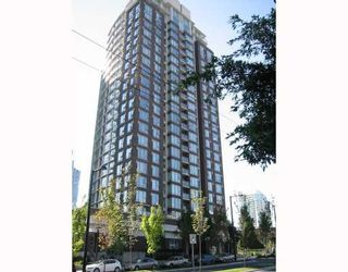 "Photo 1: 1003 550 PACIFIC Street in Vancouver: False Creek North Condo for sale in ""AQUA AT THE PARK"" (Vancouver West)  : MLS®# V669105"