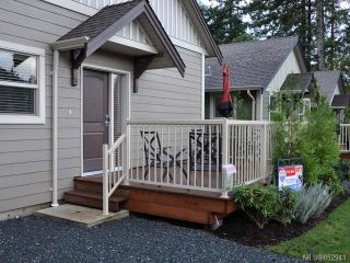 Photo 5: 242 1130 RESORT DRIVE in PARKSVILLE: PQ Parksville Row/Townhouse for sale (Parksville/Qualicum)  : MLS®# 652941