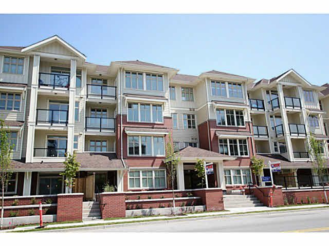 """Main Photo: 402 2330 SHAUGHNESSY Street in Port Coquitlam: Central Pt Coquitlam Condo for sale in """"AVANTI ON SHAUGHNESSY"""" : MLS®# V1143520"""