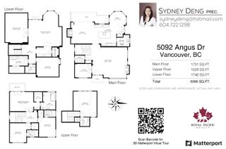 Photo 40: 5092 ANGUS Drive in Vancouver: Quilchena House for sale (Vancouver West)  : MLS®# R2613274
