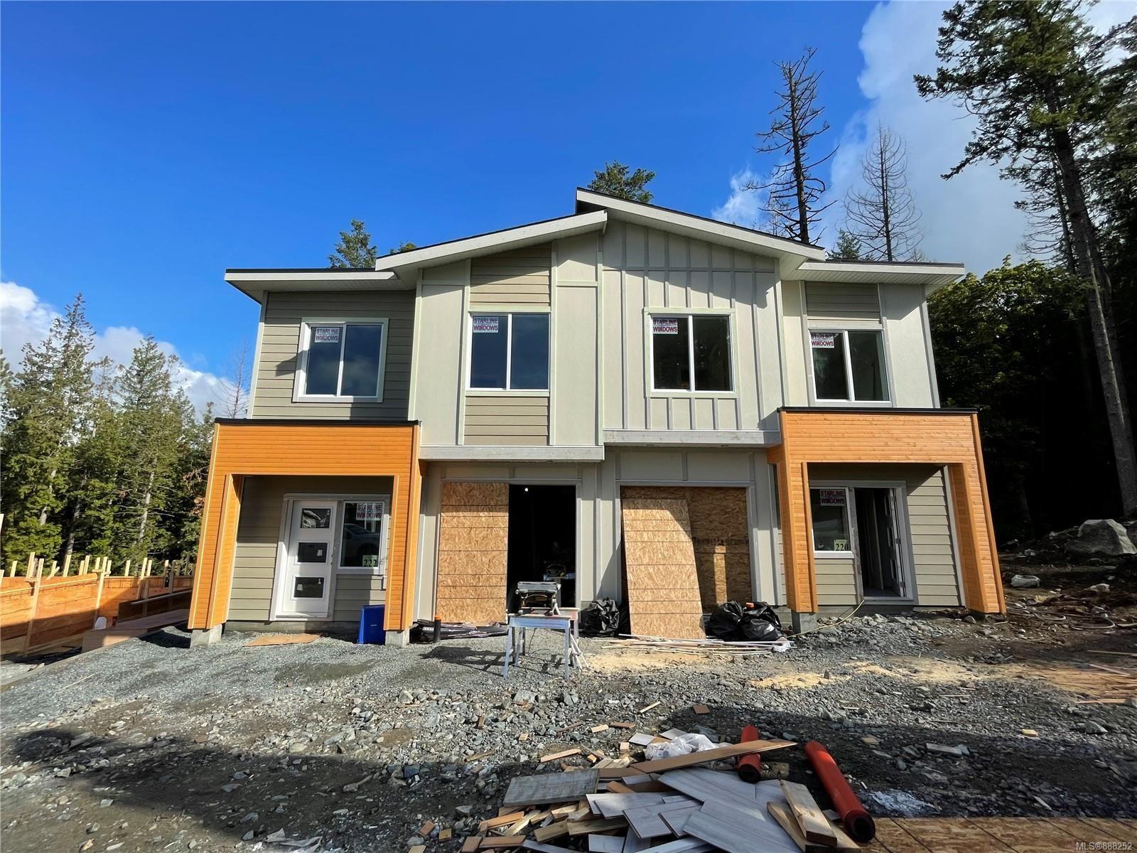 Main Photo: Proposed Strata Lot 1 Lone Oak Pl in : La Mill Hill Half Duplex for sale (Langford)  : MLS®# 888252