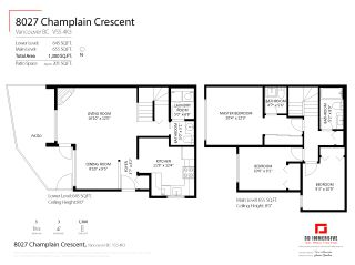 """Photo 18: 8027 CHAMPLAIN Crescent in Vancouver: Champlain Heights Townhouse for sale in """"Champlain Ridge"""" (Vancouver East)  : MLS®# R2504854"""