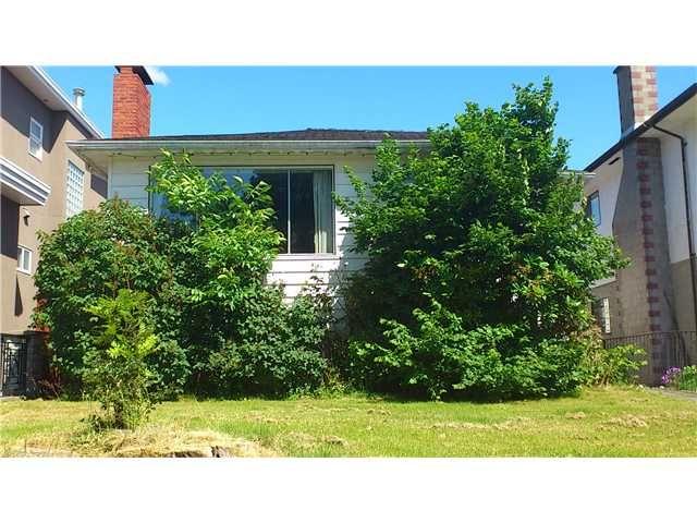 Main Photo: 6664 DOMAN Street in Vancouver: Killarney VE House for sale (Vancouver East)  : MLS®# V897824