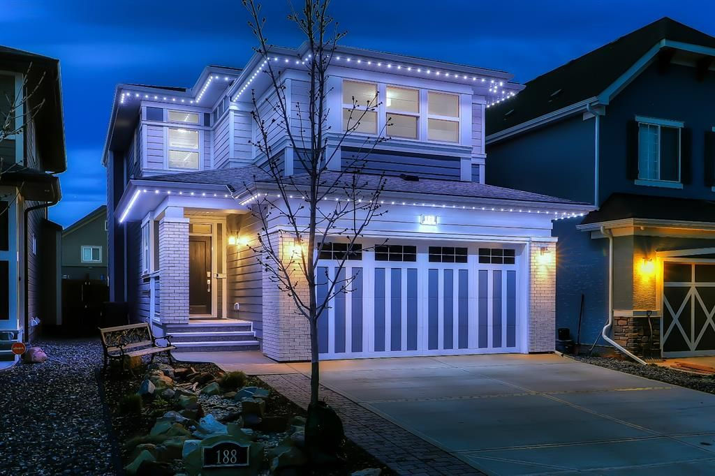 Photo 44: Photos: 188 Masters Rise SE in Calgary: Mahogany Detached for sale : MLS®# A1103205