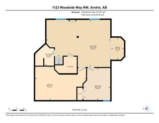 Photo 45: 1123 Woodside Way NW: Airdrie Detached for sale : MLS®# A1090887