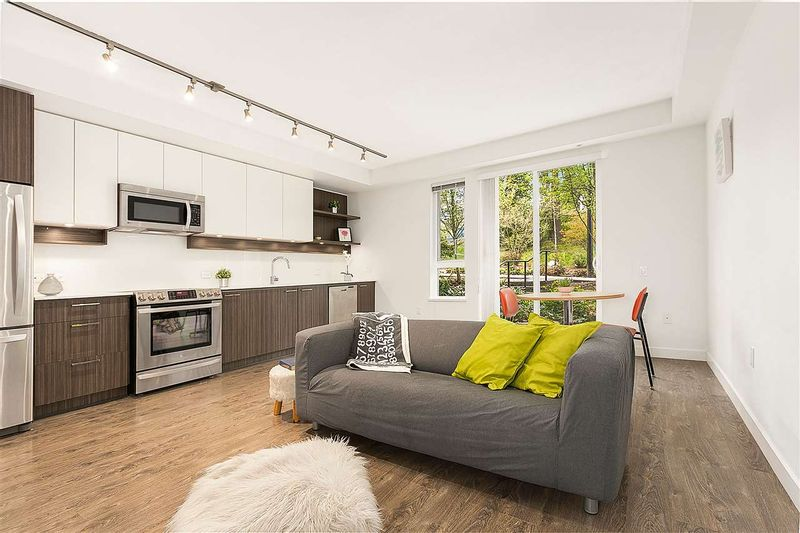 FEATURED LISTING: 217 - 9250 UNIVERSITY HIGH Street Burnaby
