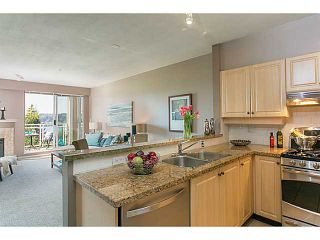 """Photo 5: 317 3629 DEERCREST Drive in North Vancouver: Roche Point Condo for sale in """"DEERFIELD BY THE SEA"""" : MLS®# V1118093"""