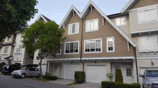 """Photo 1: 83 20560 66 Avenue in Langley: Willoughby Heights Townhouse for sale in """"AMBERLEIGH"""" : MLS®# R2326523"""