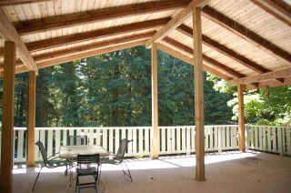 Photo 4: 1457 WOODS ROAD: Bowen Island House for sale : MLS®# R2186060