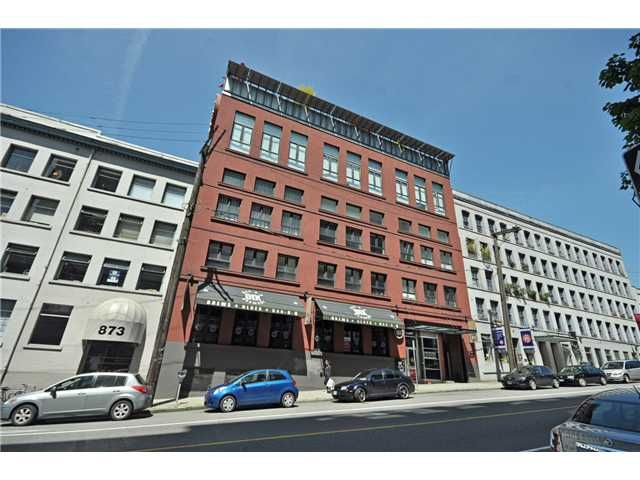 """Main Photo: PH1 869 BEATTY Street in Vancouver: Downtown VW Condo for sale in """"THE HOOPER BUILDING"""" (Vancouver West)  : MLS®# V888505"""