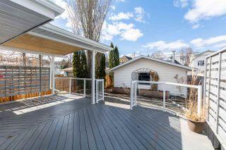 Photo 42: 9710 95 Street in Edmonton: Zone 18 House for sale : MLS®# E4250238