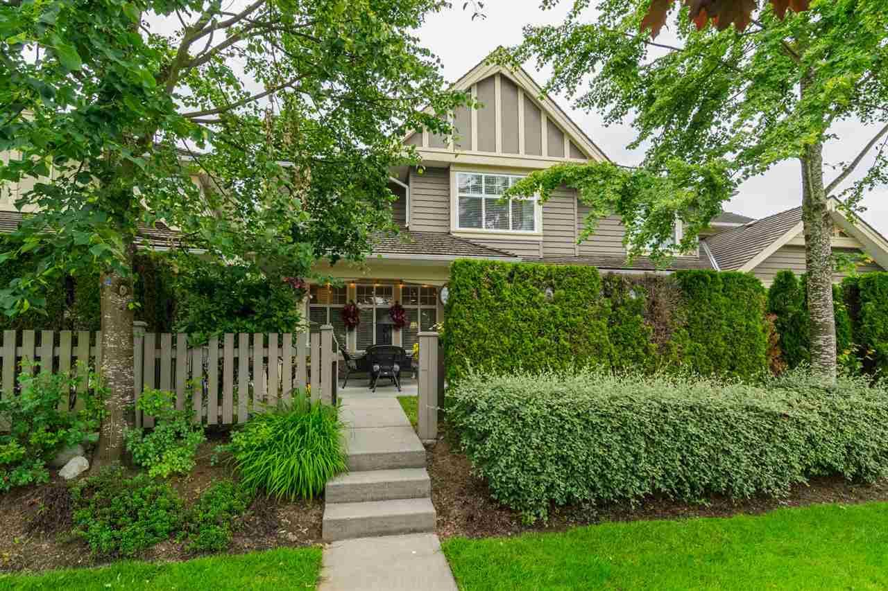 Main Photo: 15 15450 ROSEMARY HEIGHTS CRESCENT in Surrey: Morgan Creek Townhouse for sale (South Surrey White Rock)  : MLS®# R2176229