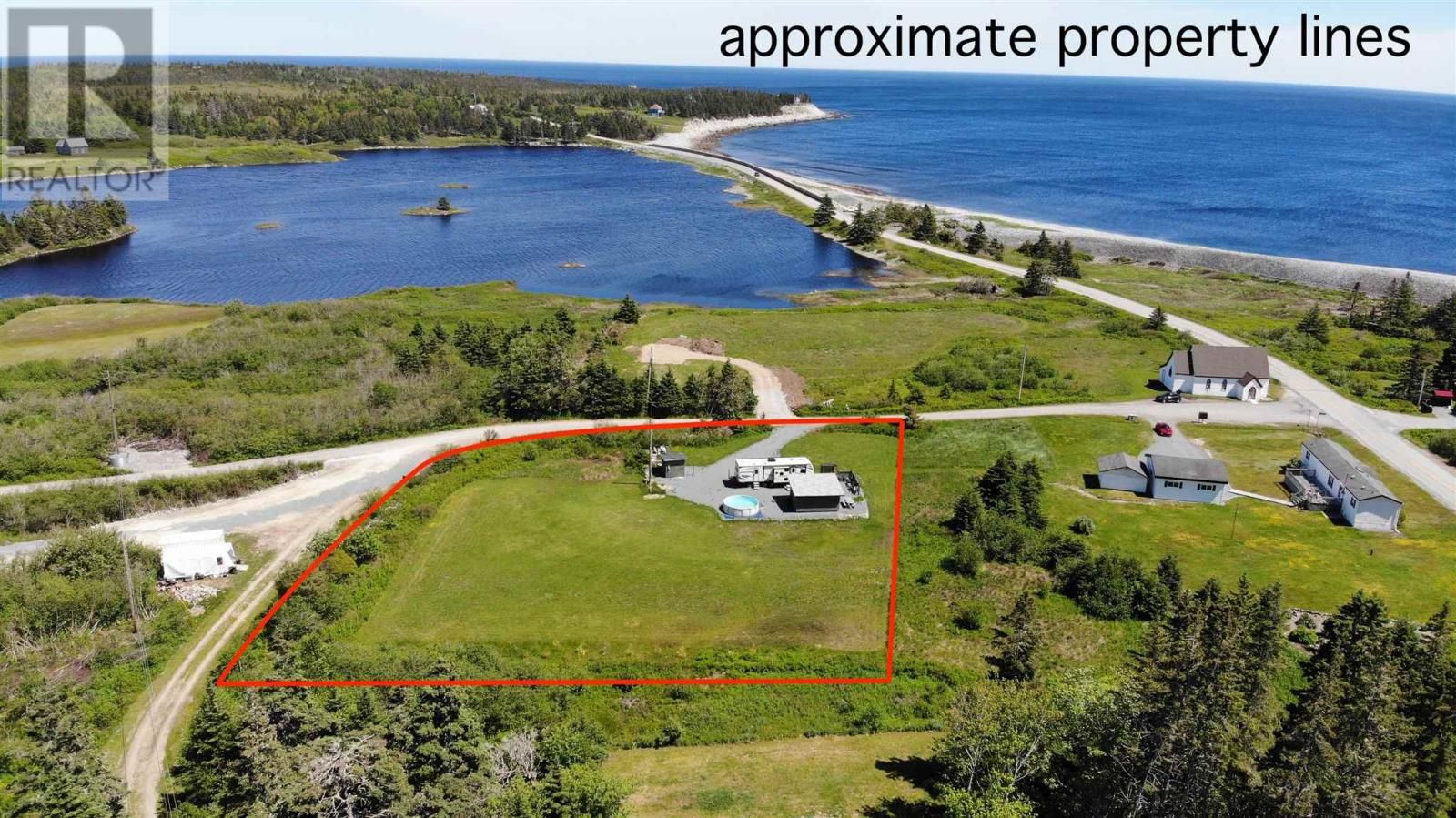 Main Photo: 17 Mosher Road in Western Head: Vacant Land for sale : MLS®# 202113513