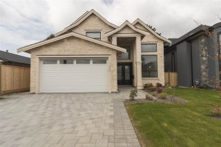 Main Photo: 10251 RUSKIN Road in Richmond: South Arm House for sale : MLS®# R2374074