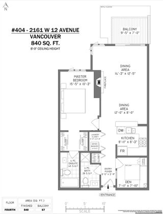 """Photo 21: 404 2161 W 12TH Avenue in Vancouver: Kitsilano Condo for sale in """"THE CARLINGS"""" (Vancouver West)  : MLS®# R2502485"""