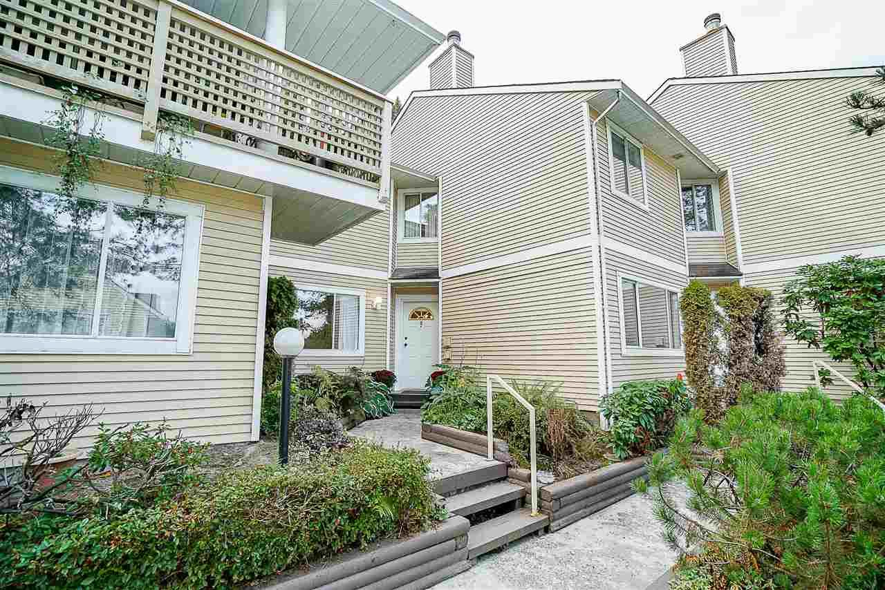 """Main Photo: 8 2223 ST JOHNS Street in Port Moody: Port Moody Centre Townhouse for sale in """"Perry's Mews"""" : MLS®# R2206547"""