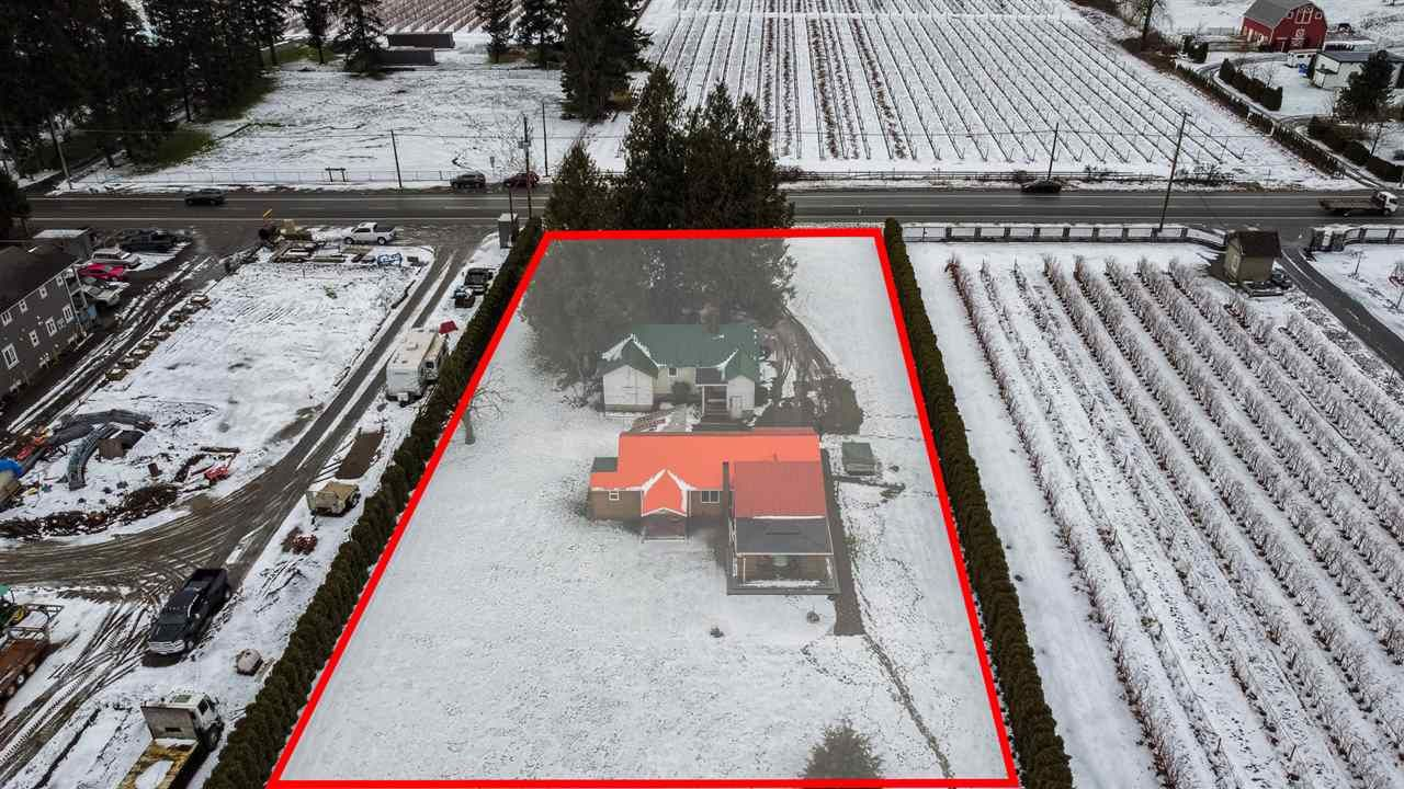 Photo 5: Photos: 1408 CLEARBROOK Road in Abbotsford: Poplar House for sale : MLS®# R2541003