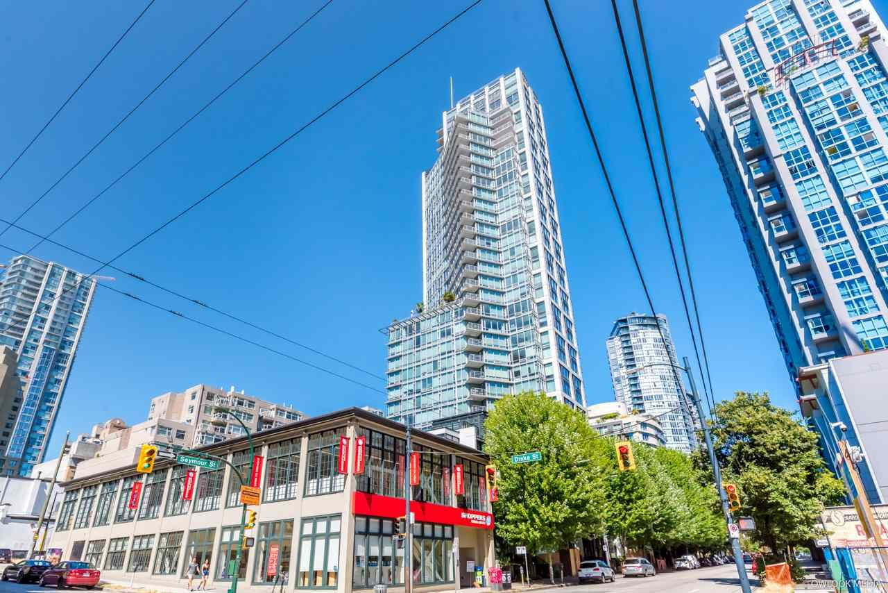 Main Photo: 1002 1255 SEYMOUR Street in Vancouver: Downtown VW Condo for sale (Vancouver West)  : MLS®# R2551182
