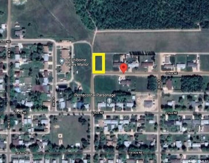 Main Photo: 502 3rd Avenue Northeast in Preeceville: Lot/Land for sale : MLS®# SK850853