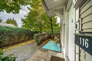 Photo 31: 116 JAMES Road in Port Moody: Port Moody Centre Townhouse for sale : MLS®# R2508663