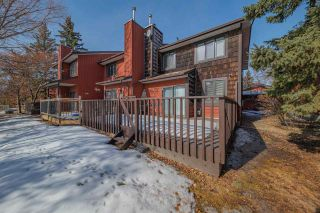 Photo 33: 44 LACOMBE Point: St. Albert Townhouse for sale : MLS®# E4253325