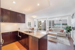"""Photo 5: 1106 821 CAMBIE Street in Vancouver: Downtown VW Condo for sale in """"RAFFLES ON ROBSON"""" (Vancouver West)  : MLS®# R2587402"""