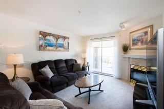 "Photo 1: 203 4758 53 Street in Delta: Delta Manor Condo for sale in ""SUNNINGDALE"" (Ladner)  : MLS®# R2567127"