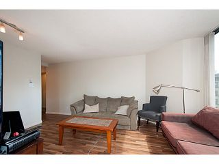 """Photo 3: 603 1155 HOMER Street in Vancouver: Yaletown Condo for sale in """"CityCrest"""" (Vancouver West)  : MLS®# V1078829"""