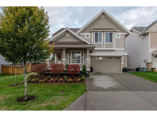 Main Photo: : House for sale : MLS®# r2120356