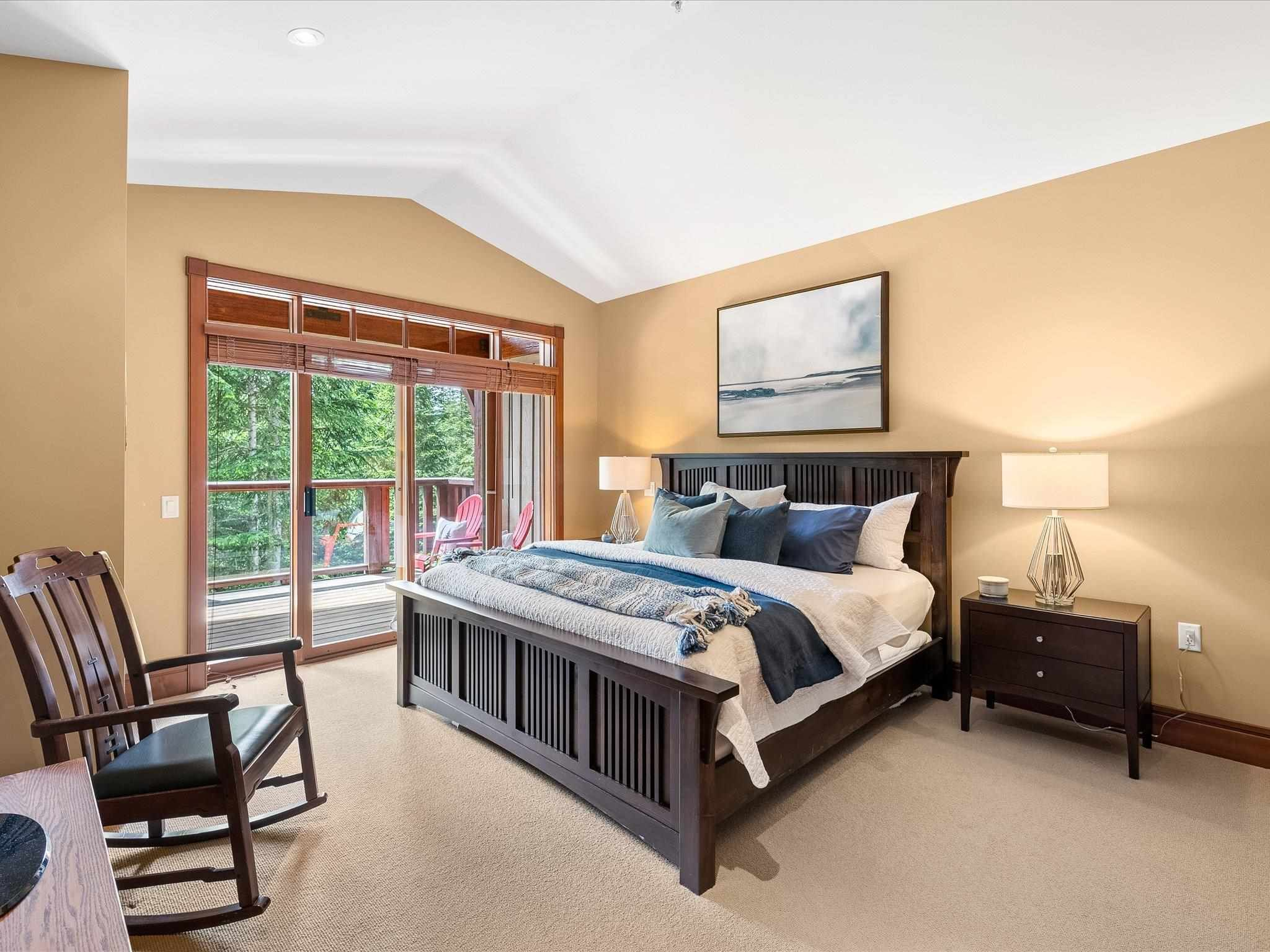 Photo 9: Photos: 4 2500 TALUSWOOD PLACE in Whistler: Nordic Townhouse for sale : MLS®# R2593995