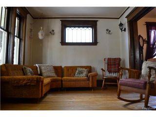Photo 5: 633 Machray Avenue in Winnipeg: Sinclair Park Residential for sale (4C)  : MLS®# 1712458