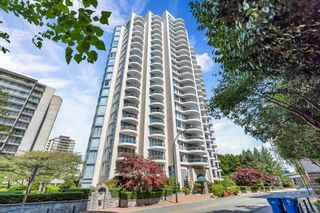 """Photo 1: 1005 719 PRINCESS Street in New Westminster: Uptown NW Condo for sale in """"Stirling Place"""" : MLS®# R2603482"""