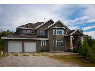 """Photo 1: 10208 264TH Street in Maple Ridge: Thornhill House for sale in """"THORNHILL"""" : MLS®# V851640"""