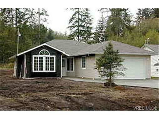 Main Photo: 1650 Whiffin Spit Rd in SOOKE: Sk Whiffin Spit House for sale (Sooke)  : MLS®# 249763