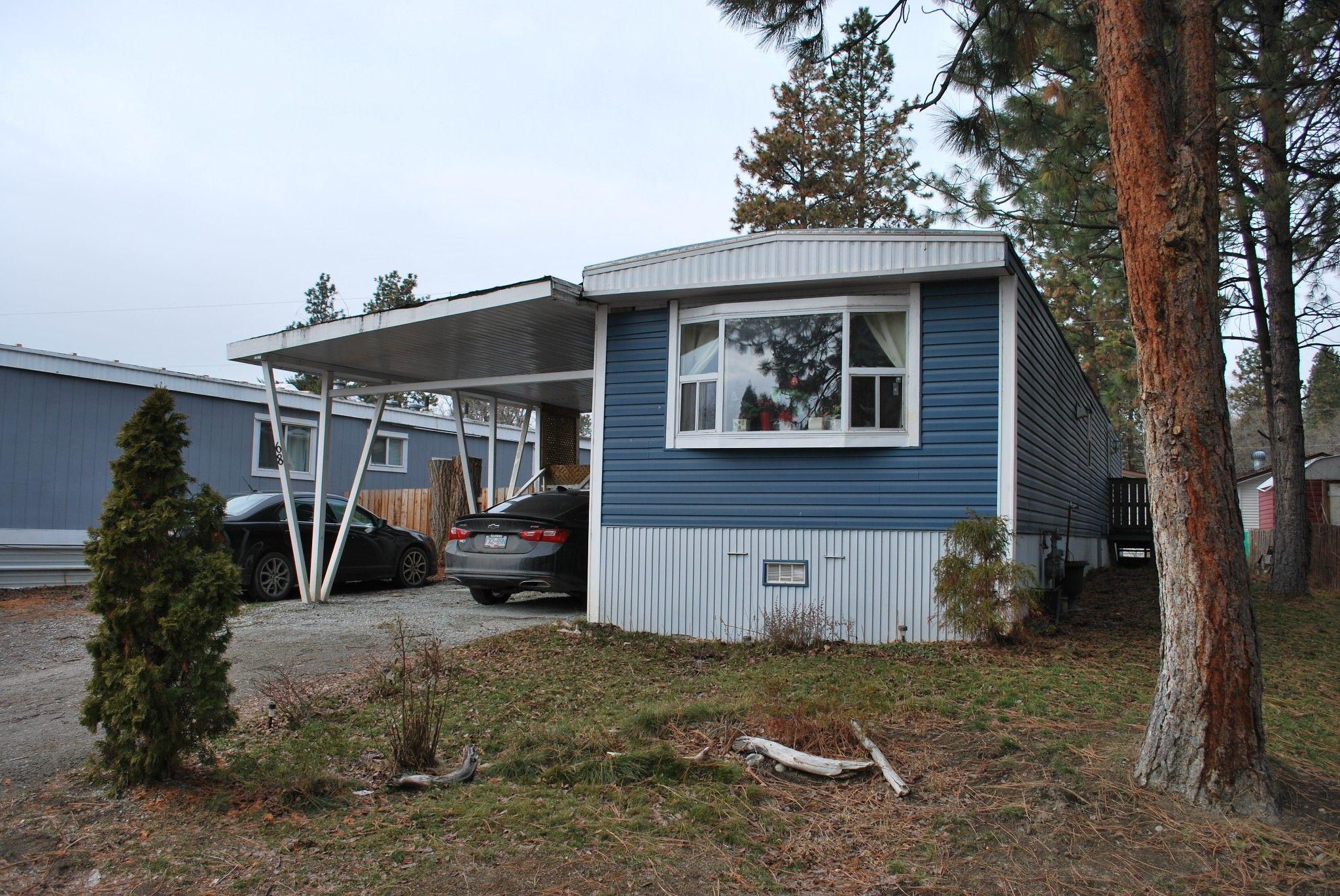Main Photo: 68 1860 Boucherie Road in W Kelowna: House for sale : MLS®# 10223659