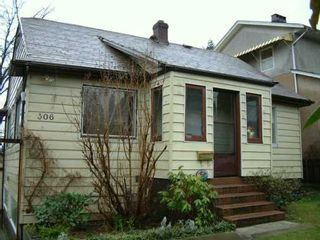 Photo 2: 306 SIMPSON ST in New Westminster: Sapperton House for sale : MLS®# V578841