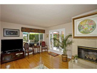 Photo 4: KENSINGTON House for sale : 3 bedrooms : 4402 Braeburn in San Diego