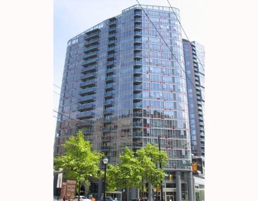 Main Photo: # 1902 788 HAMILTON ST in Vancouver: Condo for sale : MLS®# V775729