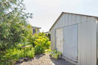 """Photo 30: 36 7610 EVANS Road in Chilliwack: Sardis West Vedder Rd Manufactured Home for sale in """"COTTONWOOD MOBILE HOME PARK"""" (Sardis)  : MLS®# R2457384"""