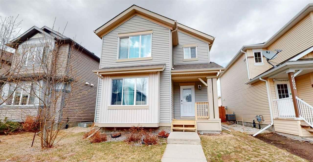 Main Photo: 5628 17 Avenue SW in Edmonton: Zone 53 House for sale : MLS®# E4241869