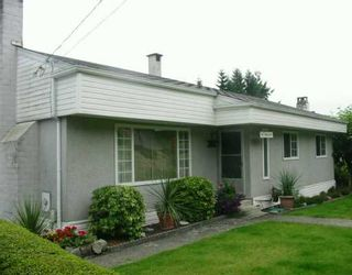 """Photo 1: 1551 RITA Place in Port Coquitlam: Mary Hill House for sale in """"MARYHILL"""" : MLS®# V603086"""