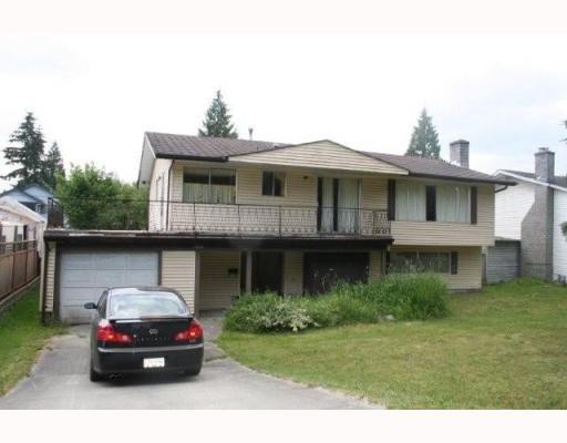 Main Photo: 3635 COAST MERIDIAN Road in Port_Coquitlam: Glenwood PQ House for sale (Port Coquitlam)  : MLS®# V771531