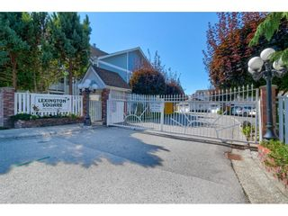 """Main Photo: 202 9109 154 Street in Surrey: Fleetwood Tynehead Townhouse for sale in """"Lexington Square"""" : MLS®# R2614491"""