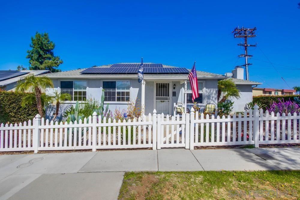 Main Photo: LINDA VISTA House for sale : 3 bedrooms : 7844 Linda Vista Road in San Diego