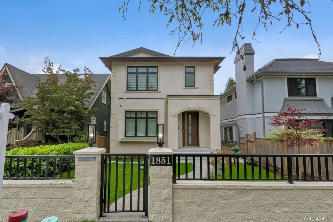 Main Photo: 1851 W 37TH Avenue in Vancouver: Quilchena House for sale (Vancouver West)  : MLS®# R2463950