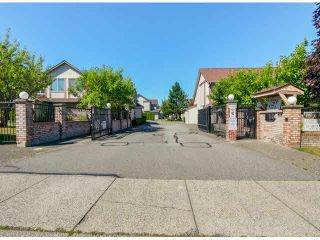 """Photo 17: 205 13725 72A Avenue in Surrey: East Newton Townhouse for sale in """"PARK PLACE ESTATES"""" : MLS®# F1418923"""