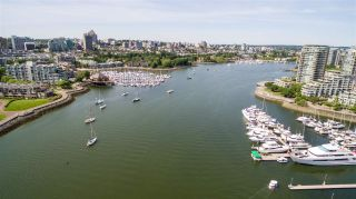 """Photo 9: 100 1088 MARINASIDE Crescent in Vancouver: Yaletown Land for sale in """"FALSE CREEK HARBOUR"""" (Vancouver West)  : MLS®# R2271066"""