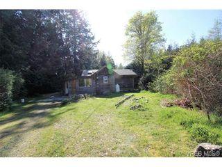 Photo 1: 2622 Sunnybrae Rd in SHIRLEY: Sk Sheringham Pnt House for sale (Sooke)  : MLS®# 730263